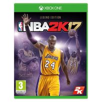 2K - NBA 2K17 - Legend Edition - XBOX ONE