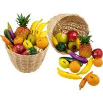 Meinl - Set De 36 Shakers Fruits/LÉGUMES