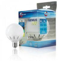 Century - Lampe à Led E27 Genius Globo 18 W 3000K