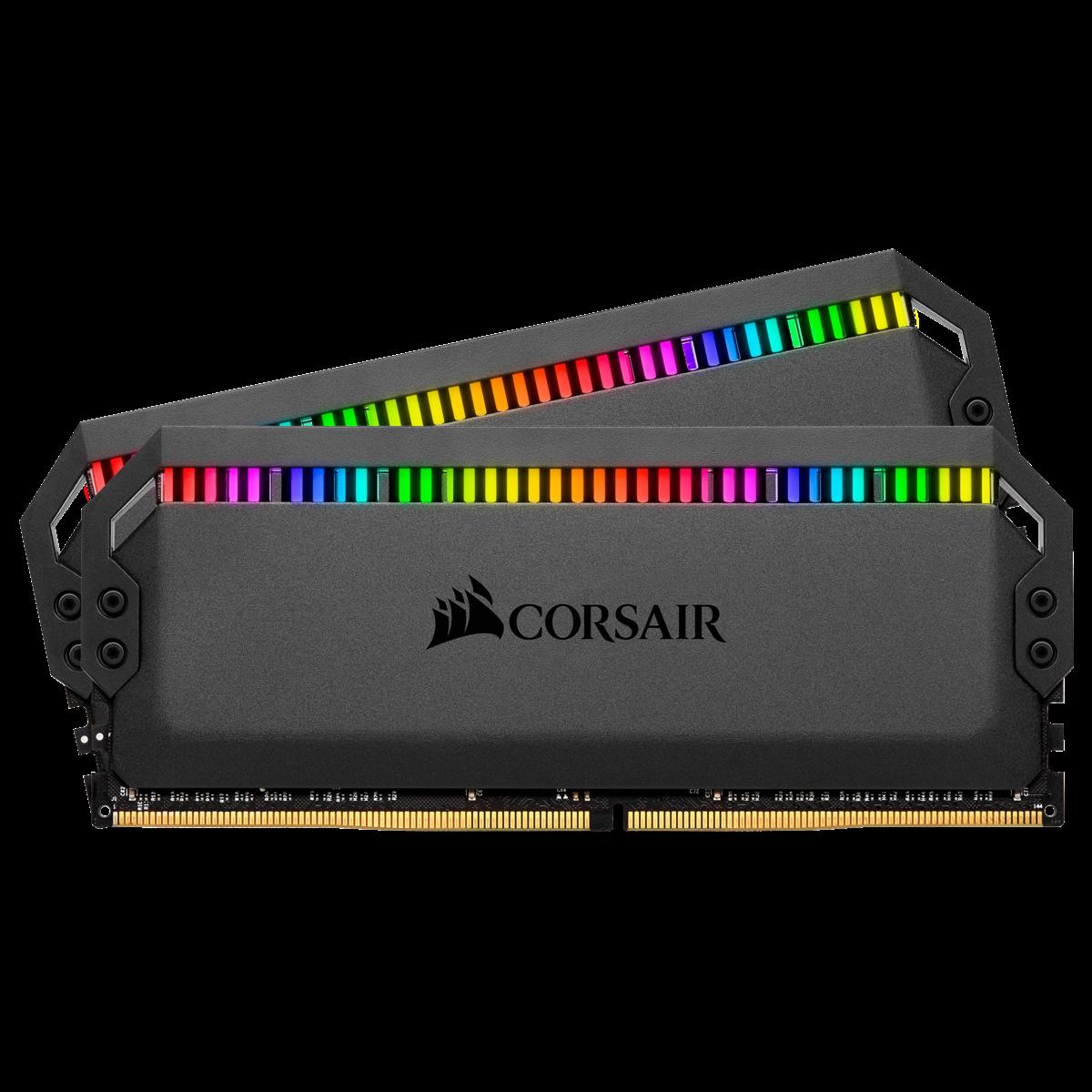 Kit mémoire RAM DDR4 PC4-25600 CMT16GX4M2C3200C16