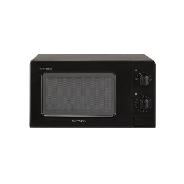 DAEWOO Micro-ondes - KOR-6LM07B - Noir