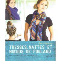 814537b3ffe9 Editions Racine - cheveux et écharpes noués   noeuds de foulard créatifs
