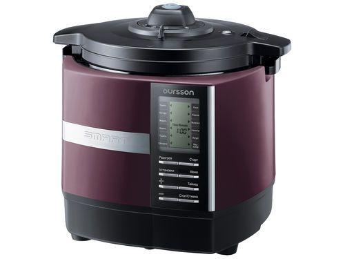 Oursson Multicuiseur à haute pression Versatility Mp5005PSD/DC