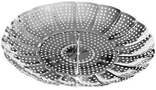 42491 - Cuit Vapeur - Inox - Diamètre: 14 à 22 cm