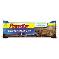 Powerbar - Barre protéique Protein Plus Low Sugar saveur chocolat unité