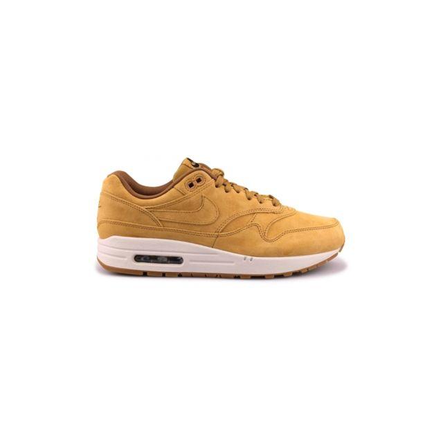 homme NIKE Basket mode Nike Air Max 1 Premium 875844301