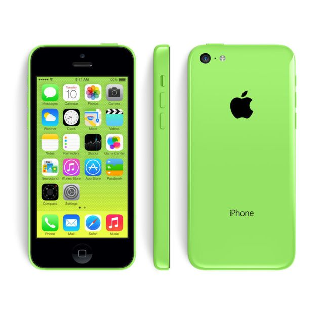 APPLE - iPhone 5C - 16 Go - Vert
