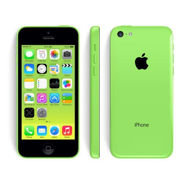 APPLE - iPhone 5C - 16 Go - Vert