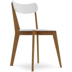 privatefloor chaise elvi design scandinave bois blanc pas cher achat vente chaises. Black Bedroom Furniture Sets. Home Design Ideas