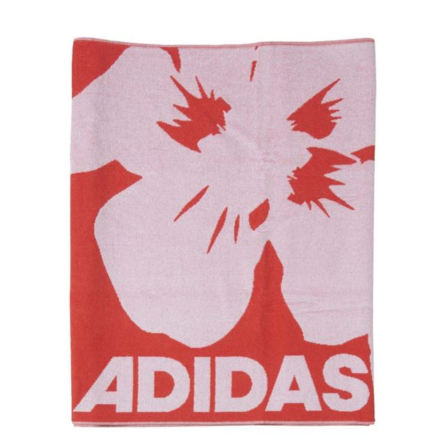 adidas performance serviette de plage beach towel multicolore pas cher achat vente. Black Bedroom Furniture Sets. Home Design Ideas