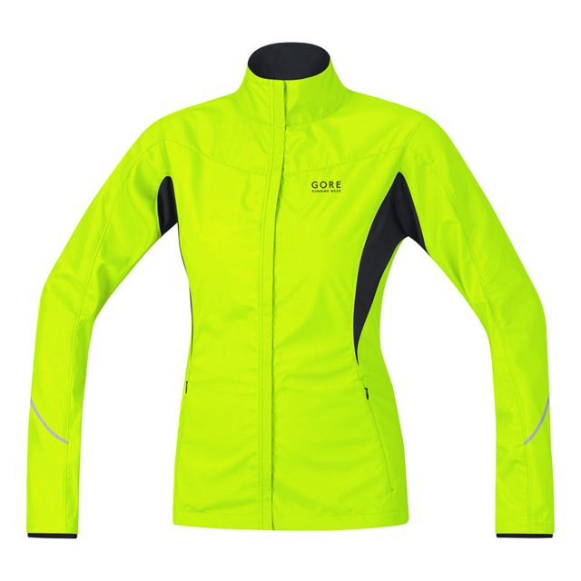 Windstopper Lady Partial Running Essential Gore Veste As Wear 6Aq14a
