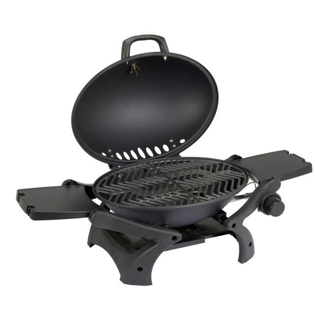 CARREFOUR - Barbecue gaz portable - 94x42 cm - pas cher Achat ...