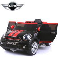 Mini - Voiture électronique enfant Paceman Jcw pack luxe 12V noir