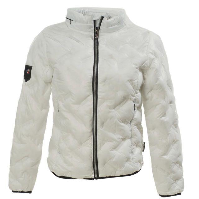 Vertigo Doudounes synthétiques premium Ralus blanc jacket l Blanc 14447