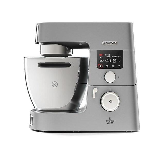De'Longhi Robot multifonction Cooking Chef Gourmet - KCC9063S