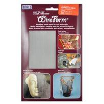 Wireform - Amaco Contour 50004D Mini Pack De Feuilles De Maille MÉTALLIQUE