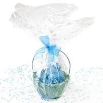 Artifetes - Rouleau Cellophane de décoration transparent