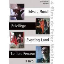 Doriane Films - 4 films de Peter Watkins - Coffret 2