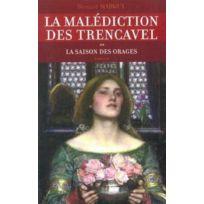 Auberon - la malédiction des Trencavel tome 2 ; la saison des orages