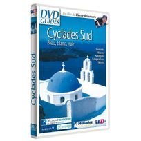 Media 9 - Cyclades Sud : Bleu, Blanc, Noir