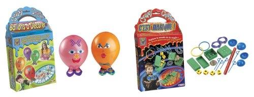CrÉATIVE Toys - Ct 5161/5354 - Kit De Loisir CrÉATIF - Ballons À DÉCORER + C'EST Magique