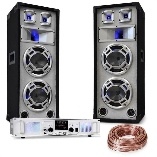 ELECTRONIC STAR Kit sono DJ