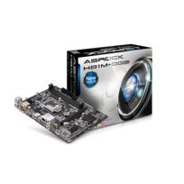 ASROCK - Carte mère H81M-DGS - Chipset Intel H81 - Socket 1150