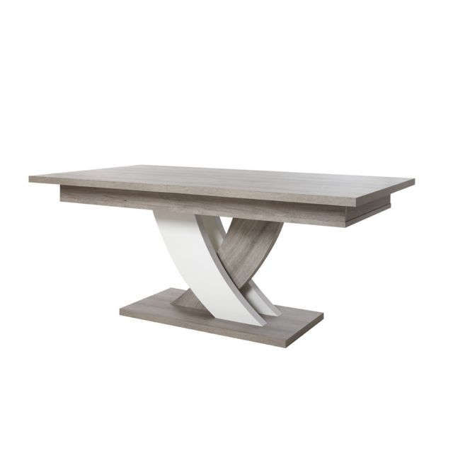 Altobuy Domino - Table Rectangulaire Allongeable