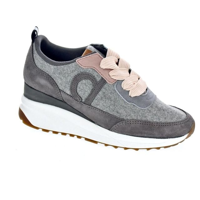 Duuo Chaussures Femme Baskets basses modele Raval 005