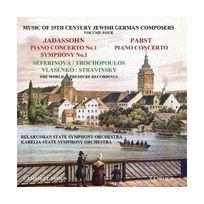 Cameo - Jadassohn, Pabst : Concertos pour piano. Trochopoulos, Stravinski