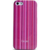 Kabiloo - Be-ez Coque La Cover Allure Shibuya rayures colorés pour iPhone 5s