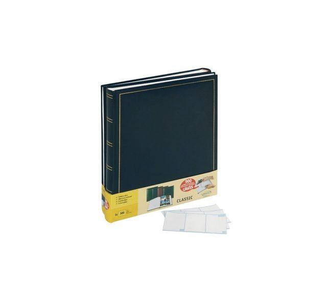 Brepols Publishers - 2 albums Promo noirs, 100 pages à coller, 900 pastilles offertes 0cm x 0cm