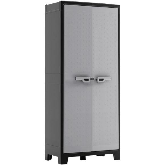 alin a titan armoire armoire utilitaire en r sine pas cher achat vente etag res. Black Bedroom Furniture Sets. Home Design Ideas