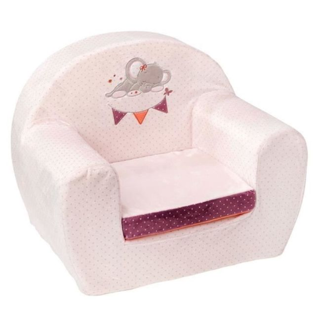 Icaverne FAUTEUIL BEBE - CANAPE BEBE - Adele&Valentine Sofa Velours