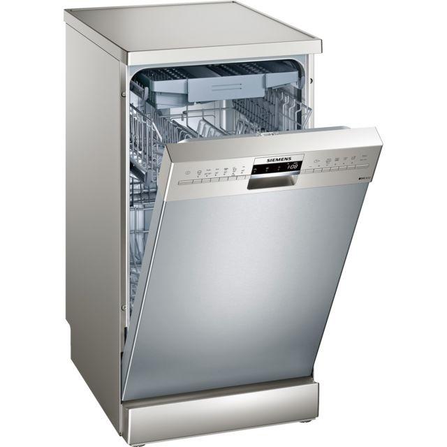 Siemens Lave Vaisselle 45cm 10c 46db A Inox Sr236i00me Achat
