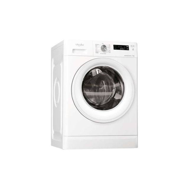 Whirlpool Lave-linge Frontal 9kg 1200tr/min 64cm A+++, Whi8003437044465