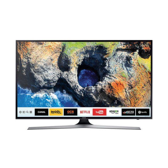 Samsung - TV LED - 50'' 127cm - 50MU6102KXXH