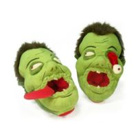 Toy Vault - Zombies Afoot Plush Slippers
