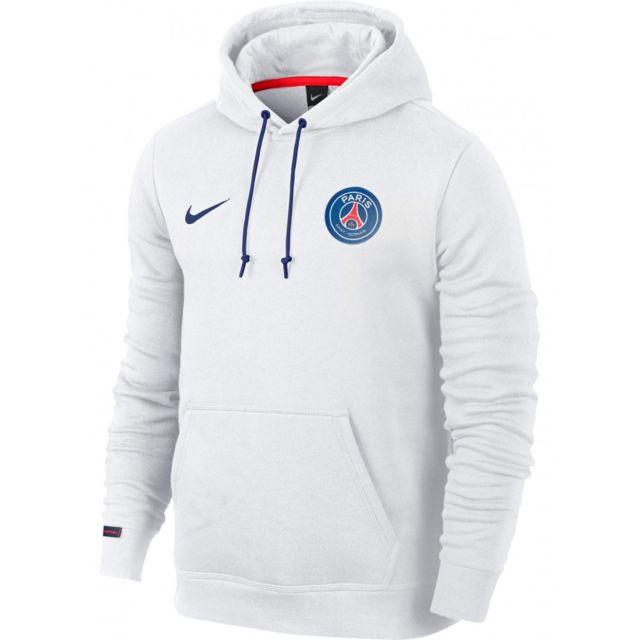 Nike Sweat Psg Core Hoody Ref. 694596 100 pas cher