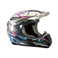 Casque cross adulte On/OFF Switch