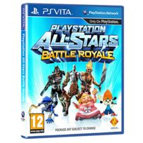 Vita - Playstation All Star Battle Roy.psv