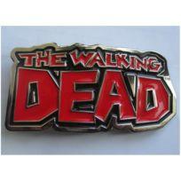 Universel - Boucle de ceinture zombie walking dead mort vivant rock roll
