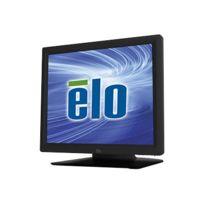 Elo TouchSystems - Elo Desktop Touchmonitors 1717L IntelliTouch - Écran Led - 17'' - écran tactile - 1280 x 1024 - 250 cd m² - 800:1 - 5 ms - Vga - noir