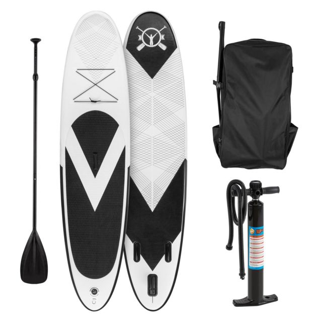 klarfit paddle board gonflable pas cher achat vente stand up paddle gonflable rueducommerce. Black Bedroom Furniture Sets. Home Design Ideas