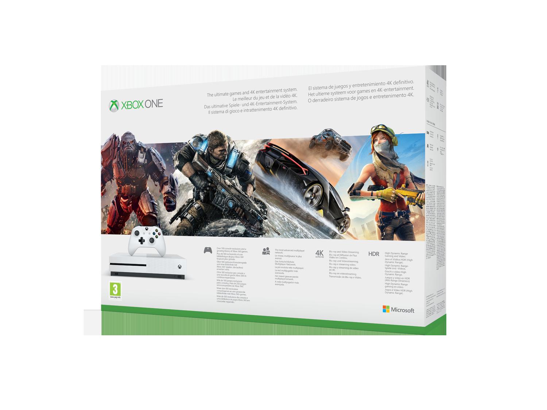 Xbox One S 1 To Forza Horizon 3