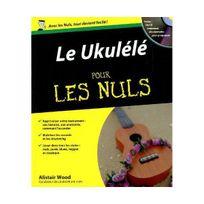 First Interactive Editions - Le Ukulélé pour les nuls 1CD audio