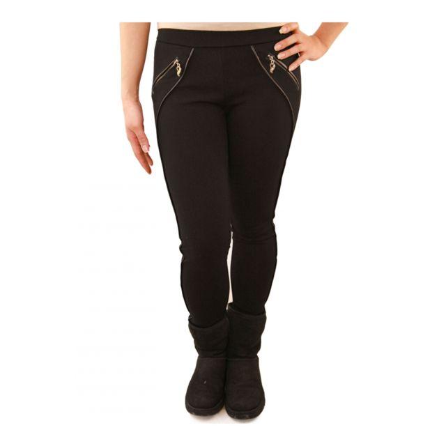 0e5012dae842 legging-slim-liserets-simili-cuir-noir-zone-d-achat.jpg