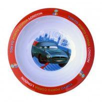 Cars - Assiette Creuse Mélanine