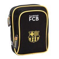 Fc Barcelone - Sacoche Black 20 Cm Fcb