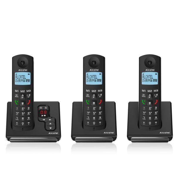 Téléphone Fixe — Quaribou